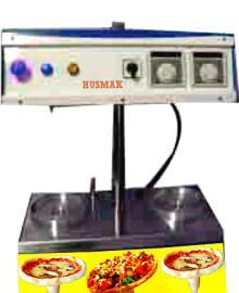 PIZZA UMBRELLA shaping machine - 2 capacity