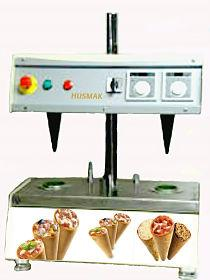 PIZZA CONE Equipment 2 capacity Automatic