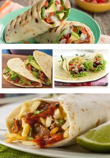 Tortillas (Halal)