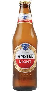 Amstel Beer bottle