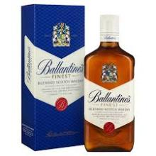 Ballantines Finest Whiskey 750ML