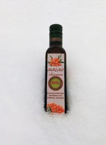 Sea buckthorn Concentrate (Siberian oil): $2.5-15/0.25L
