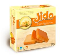 Jido cheese egg cookies 250gr