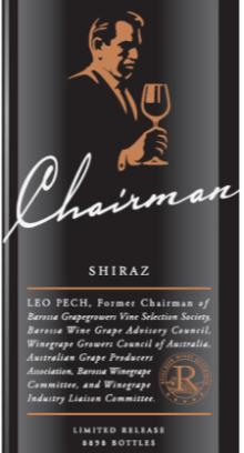 REIS CREEK CHAIRMAN SHIRAZ