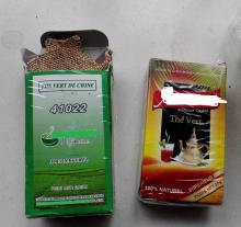 China green tea chunmee for small pack