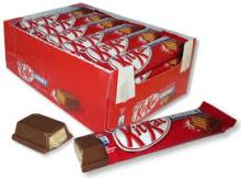 Nestle kit kat chocolates