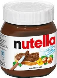 Nutella Chocolate 350gram