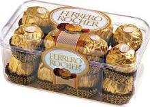 Ferrero Rocher /Ferrero chocolate