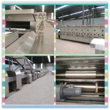 full automatic wafer biscuit machine/wafer machinery china supplier with factory price