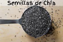 chia seeds(Salvia hispanica) from peru