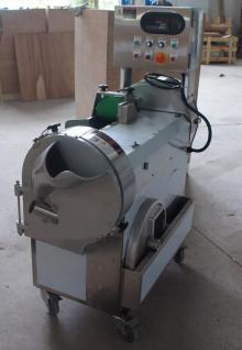 машина для резки листовых овощей