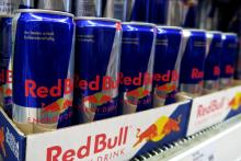 Original Red Bull Energy Drink Austria 2017 Production