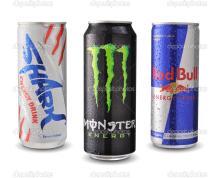 Monster Red Bull Energy Drink 250ml Can