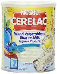 Nestle Infant formula Cerelac, Primilac, Similac,Bebelac, milk powder