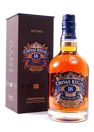 For sale Chivas Regal 18 Year Old 750ML