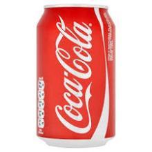Coca-Cola Coke (24 x 330ml Cans)