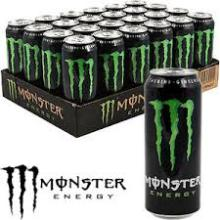 Monste Energy Drink (24 x 250ml Cans)