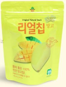 FREEZE-DRYING MANGO CHIPS