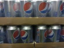 Pepsi, Diet-Coke, Coke-Zero Soft Drinks
