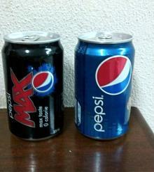 Pepsi Cola 330ml - Sleek