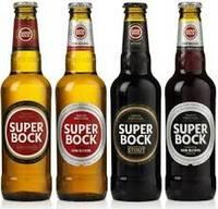 Super Bock Beer for sale from Portugal