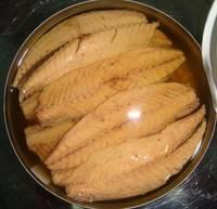 Canned Mackerel Fish in Brine for sale