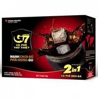 G7 Instant Coffee 3in1 Boxes for sale