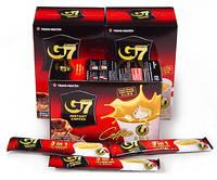 G7 3 in 1 Instant Coffee - Bag 51 Sachets for sale
