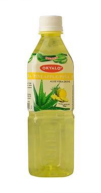 500ml pineapple aloe vera drinks
