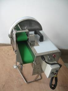 Scallion cutting machine