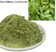 Natural Mulberry Leaf Powder Food Grade Kosher certified