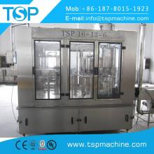 Africa small scale 2000bph pet water bottling equipment for sale