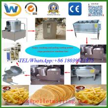 industrial  potato   chips  production line/ automatic   potato   chips  making machines