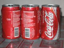 Безалкогольный напиток 400 мл Кола/газированные напитки