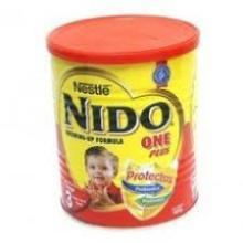 Nido Milk Red Cap 400g