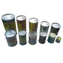 custom print canned food use tin can tin container for food
