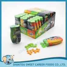 yummy mixed flavors bottle chewing gum