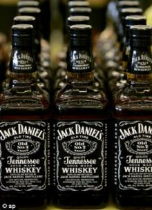 premium brand whisky jack daniel