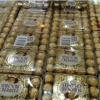 100% TOP GRADE A Ferrero Rocher chocolates T3,T16,T24,T25,T30