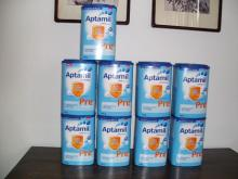 100% pure APTAMIL BABY MILK POWDER