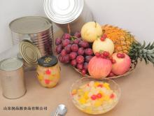 Wholesale cheap canned fruit cocktail in light syrup, mixed fruit cocktails supplier