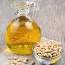 purified soyabean oil