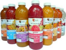 Fresh fruit juice concentrate, fruit opener, mixed flavors juice concentrate