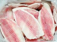 Frozen Fish Wholesale Fillet Tilapia