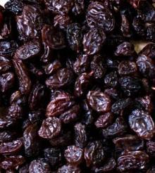 Healthy Dried Raisins