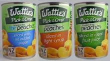 Great value 3000g canned fruit / canned apricot for sale