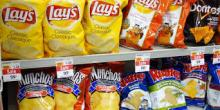 Lays,doritos,pringles,raffles potato chips,PRINGLES POTATO CHIPS 40g