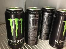 Green Lids Monster Energy Drink 500ML Cans