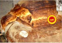 Bread - organic, certified, P.D.O.