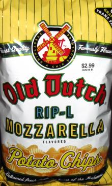 High Quality Mozzarella Chips